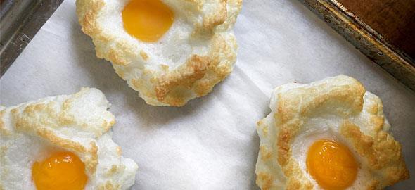 Νόστιμα αυγά στο φούρνο