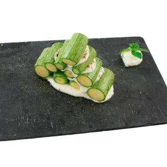 Κολοκυθάκια με φέτα