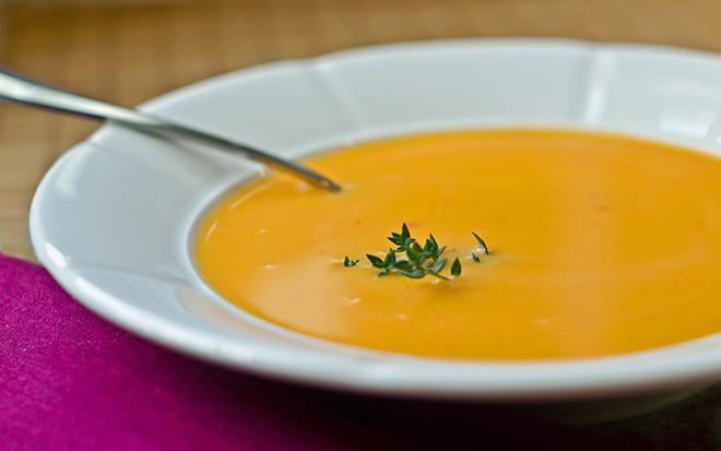 Εύκολη σούπα