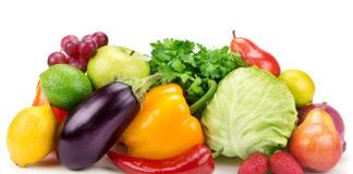 Τα φρούτα, τα λαχανικά, τα χρώματα και οι βιταμίνες