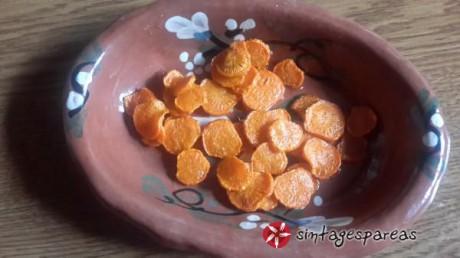 Fried carrots ή αλλιώς τηγανητά καρότα!