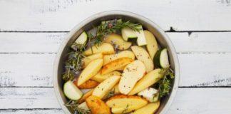 Λευκή πατάτα vs. γλυκοπατάτα: Θερμίδες και διατροφική αξία (γράφημα)