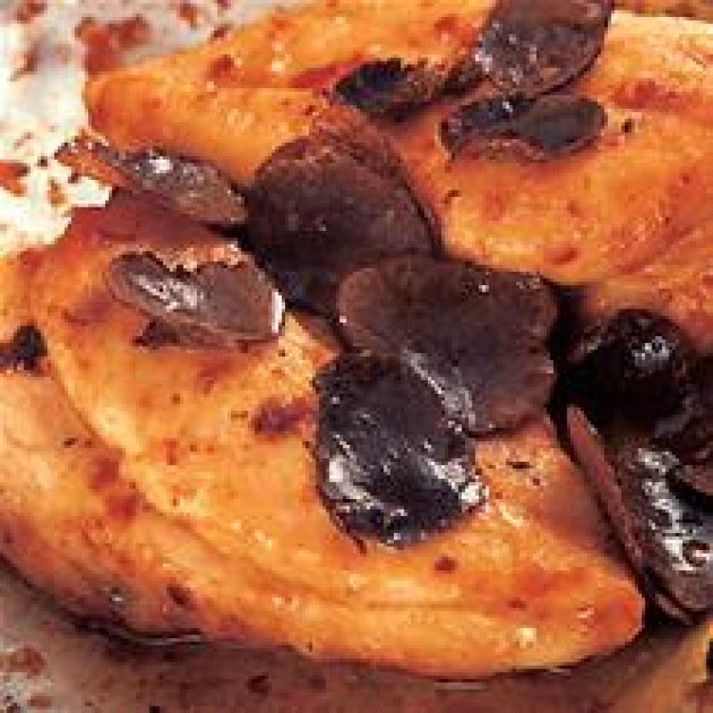 Κοτόπουλο με πάπρικα