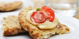 Σπιτικές πίτες για σουβλάκι ή σνακ